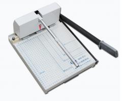 现代QD-C型切纸打孔两用机 三孔打孔机 孔距可调 4MM 5MM 6MM可选 货号100.XY8 6MM
