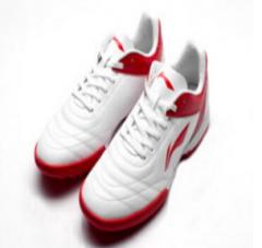 李宁(LI-NING) ASTL026 碎钉足球训练鞋 童款(详细尺码与颜色请与客服联系) 货号100.C697