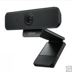 罗技(Logitech)C925e 高清网络直播摄像头美颜隐私保护c920升级  货号100.X840