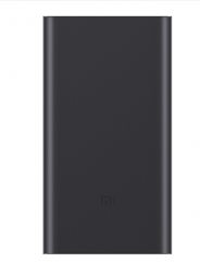 小米 10000毫安 移动电源2/充电宝 双向快充  适用于安卓/苹果/手机/平板  货号100.L395 银色