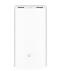 小米 20000毫安 移动电源2/大容量充电宝 双USB输出 双向快充 适用于平板/手机  货号100.L396