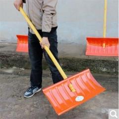 纯钢加厚推雪板铲雪锹扫雪工具雪铲  货号100.X845