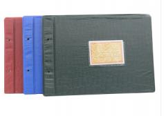 立信 2902-16 16开塑料账夹/账本壳/账皮10付/包  货号100.C728