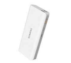 罗马仕(ROMOSS)sense4 超智能 移动电源/充电宝 10400毫安 白色 货号100.S824