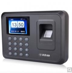 科密(COMET)X1免软件彩屏指纹考勤机打卡机卡钟 货号100.ZD885 2.4英寸免软件热卖款