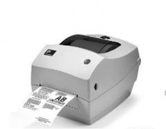 斑马(ZEBRA)条码打印机/标签打印机/不干胶打印机 GK888T (不含安装服务)  货号100.S827