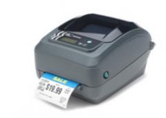 斑马(ZEBRA)条码打印机/标签打印机/不干胶打印机 GX420t  (不含安装服务) 货号100.S834