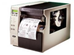 斑马(ZEBRA)条码打印机/标签打印机/不干胶打印机 170Xi4 (不含安装服务) 货号100.S842