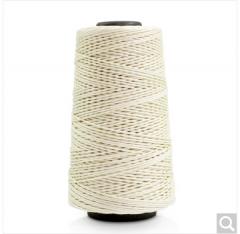 装订线凭证塔线塔线会计装订线装订蜡线白线宝塔线和财务用品针线 3卷装  货号100.ZD899