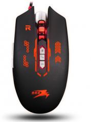 双飞燕(A4TECH) E80 一阳指LOL 游戏鼠标 有线鼠标 笔记本鼠标 货号100.S860