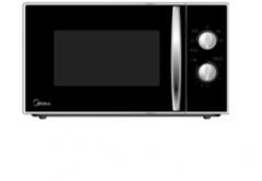 美的微波炉 M1-231A银色 486*393*296 +一套玻璃餐盒 货号100.C732