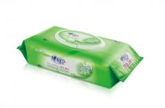 心相印 XCA080 抑菌消毒抽取式湿纸巾 80片装  货号100.S943