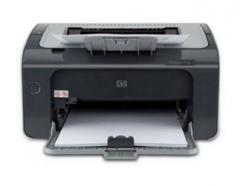 惠普 LaserJet Pro P1106激光打印机  货号100.L412