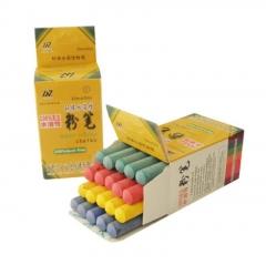 兴文水溶性粉笔 彩色 (20只/盒、60盒一箱起发) 货号100.S1010