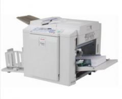 理光(Ricoh)DX 2432C 数码印刷机 油印机    货号100.L415