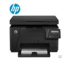 惠普(HP) Pro MFP M176n 彩色激光一体机 (打印 复印 扫描 ) 货号100.S1088