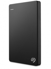 希捷(Seagate)Backup Plus睿品2TB USB3.0 2.5英寸 移动硬盘 金属陨石黑 货号100.S1142