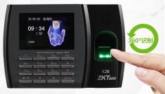 中控 ZKTeco 指纹彩屏考勤机 K28货号100.LS11