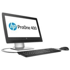 惠普HP ProOne 480 G3 20.0 PC-F6011000057/I5-6500/H110/4G/1T/集成/DVDRW/LED/20/三年保修 货号100