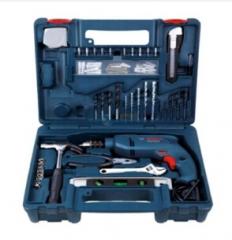 现货3日达  博世(Bosch)GSB500RE set 冲击钻套装    货号:100.ZL25
