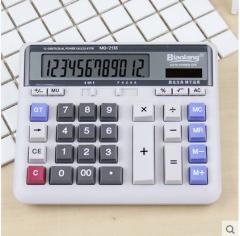 晨光桌面型计算器 ADG98198  货号100.CF38 MG-1200H(1个)