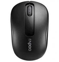 非现货7日达 雷柏(Rapoo) M218 无线鼠标 办公鼠标 笔记本鼠标 黑色 货号100.S1179