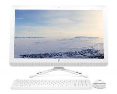 非现货7日达 惠普(HP)小欧 24-g216cn 23.8英寸一体机电脑(i5-7200U 8G 1T 2G独显 FHD 三年上门)货号100.S1180