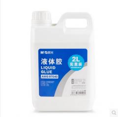 现货次日达 晨光实惠装液体胶2L AWG97040  货号100.CF43