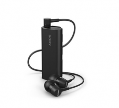 非现货7日达 索尼(SONY) SBH56 蓝牙耳机 手机通用 通话蓝牙 黑色  货号100.S1189