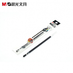 现货次日达 晨光中性替芯办公型MG6102-08黑0.5 货号100.D14 黑