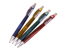 现货次日达 晨光全自动铅笔MP0110黑0.5 货号100.D20