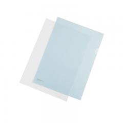 现货次日达 齐心 E310-1 超省钱二页文件套 A4 货号100.S1212