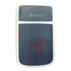 国腾GTICR100-02身份证读卡器 GTICR100身份证阅读器扫描仪 USB接口 货号100.S1224