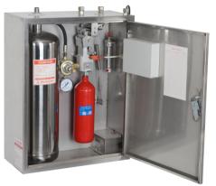 现货次日达 厨房设备灭火装置CMJS9-1-SD 货号100.S1227