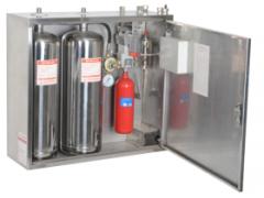 现货次日达 厨房设备灭火装置CMJS18-2-SD 货号100.S1228