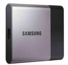 现货次日达三星(SAMSUNG)500G 移动固态硬盘(MU-PT500B/CN) 货号100.H161