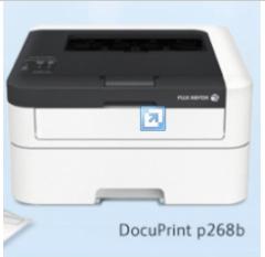 激光打印机 富士施乐DocuPrint P268 b 货号100.C1001GD