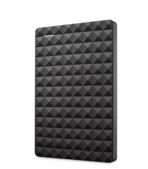 现货隔日达希捷新睿翼1TB USB3.0 2.5英寸 移动硬盘 经典黑 (STEA1000400)货号100.LS65