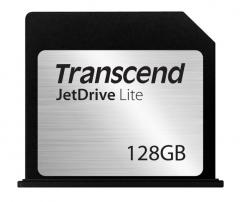 非现货7日达 创见(Transcend)苹果笔记本专用扩容存储卡130系列 128GB  货号100.SL1