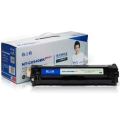 格之格NT-C0540BKplus+ 黑色硒鼓适用HP CP1215 1515n 1518ni CM1312