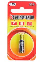 南孚(NANFU)12V碱性电池27A一粒挂卡装 货号100.XY115