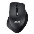 华硕 (ASUS)WT405 黑白两色 高效省电 静音鼠标 货号100.W3 黑色