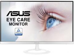 华硕 (ASUS) VZ249HE-W 护眼 广视角23.8英寸高清液晶显示器 货号100.W5