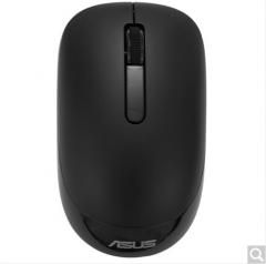 华硕(ASUS)WT205 无线光学鼠标 便携办公鼠标 货号100.W4 黑色