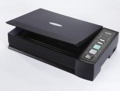 汉王(Hanvon)T80文本仪 扫描仪、汉王文本王、零边距A4高清 科教档案公文识别  货号100.S1364