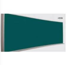 科达KDHJ 弧形黑板-A型板(简易弧形)3000mm*1240mm  JX.004