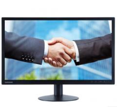 联想(Lenovo) 商用 家用 显示器 电脑液晶屏 台式液晶显示器 T2324C显示器23英寸货号100.TL