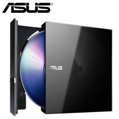 华硕(ASUS)SDR-08B1-U 8倍速 USB2.0 外置移动DVD光驱 黑色 货号100.HY12051