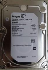 Seagate/希捷 ST6000NM0024 6T 6TB硬盘 7200转128M 企业级硬盘货号100.LGD