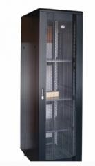前后网门2.2米网络机柜 货号100.A15